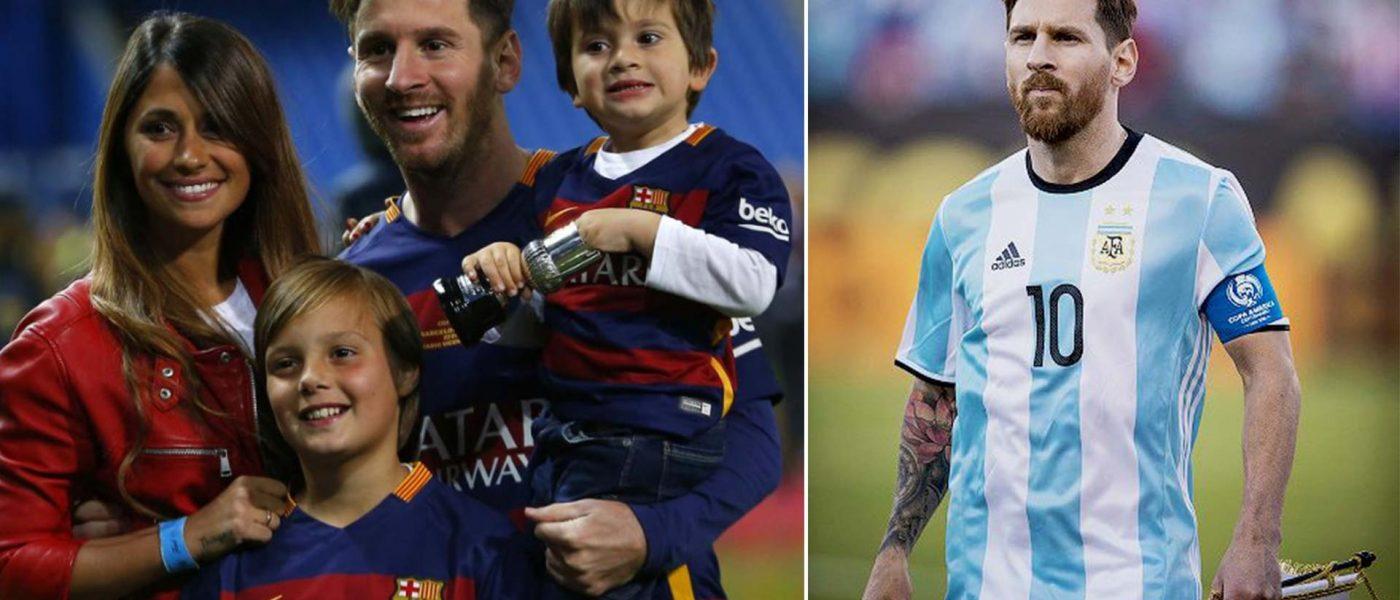 Lionel Messi net worth 2021
