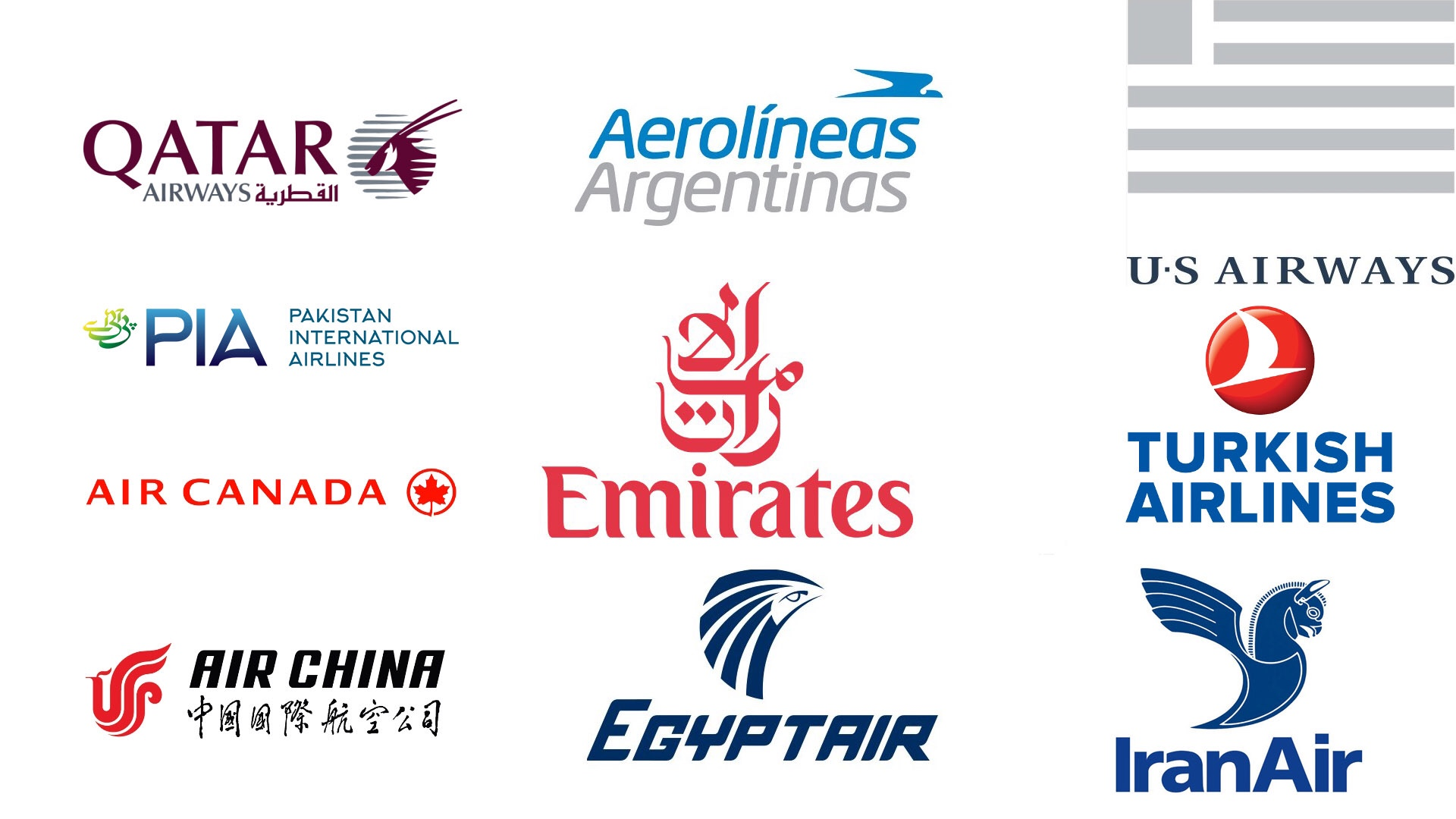 5 Best Airline Logos And Why Are They So Great?