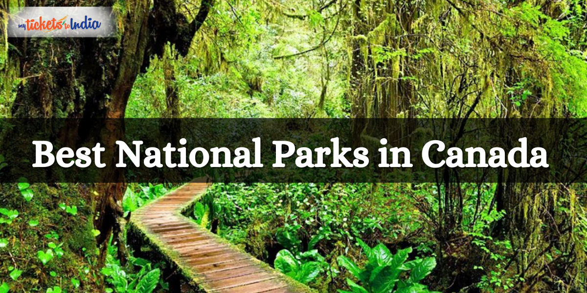 Planning for a memorable journey to Canada? Don't miss out on the stunning National Parks in Canada. Here's a list of best National Parks in Canada that you must visit.